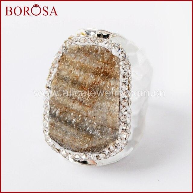 borosa 5/10 шт бесплатная форма бразильские галактики кварцевые фотография