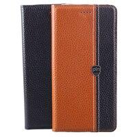 For Meizu M3 Mini Case Cover Litchi Grain Flip Genuine Leather Case Cover For Meizu M3S