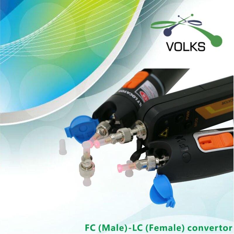 FC Male LC Female Convertor Hybrid Adapter
