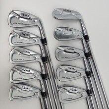 10 шт. клюшки для гольфа HONMA Tour World TW737P Железный набор железная группа 3-11.SW Утюги графитовый Вал R/S flex Golf