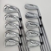 10pcs Golf clubs HONMA Tour World TW737P Iron Set Iron Group 3 11.SW Irons Graphite Shaft R/S flex Golf
