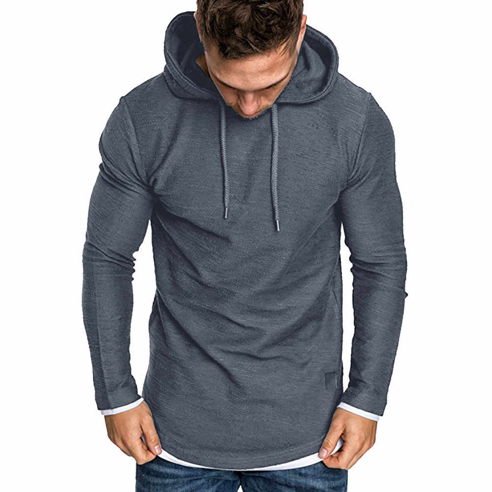 af2501e539d1 Mens sweatshirt Long Sleeve Autumn Winter Casual Sweatshirt Hoodies Top boy  Blouse Tracksuits sweatshirts hoodies men