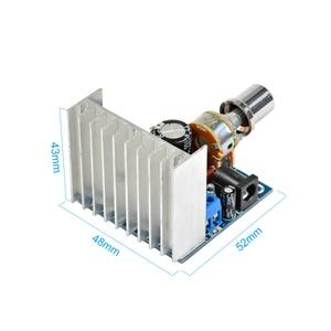 Image 5 - AIYIMA TDA7297 2.0 Dual ช่องเครื่องขยายเสียงเครื่องขยายเสียง DC 12 V สำหรับ 4 8ohm ลำโพงเสียง 15 W + 15 W