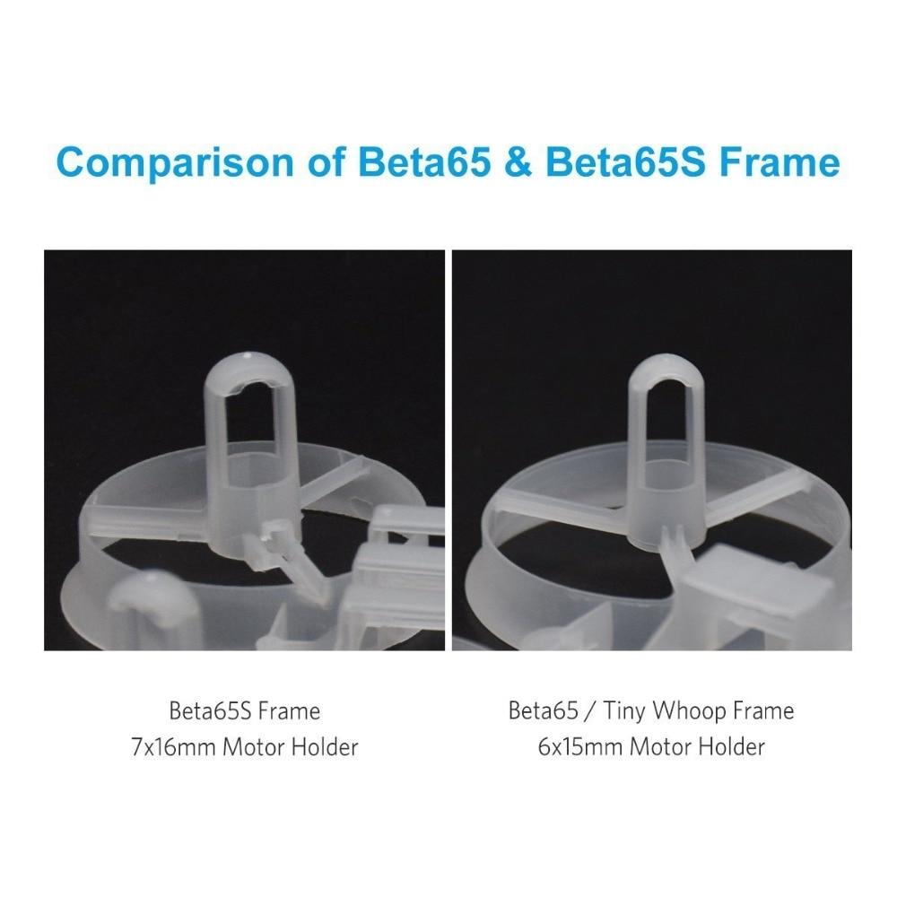 5dd42fc42de Package  1   Beta65S 65mm frame 4   BETAFPV 3-blade 31mm propeller 4    7x16mm 17500KV motors (2CW +2CCW)