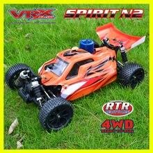 RC nitro 1:10 VRX гоночный RH1007 1/10 nitro buggy два скоростных внедорожника RC nitro buggy гоночный автомобиль игры автомобиль игрушки с дистанционным управлением