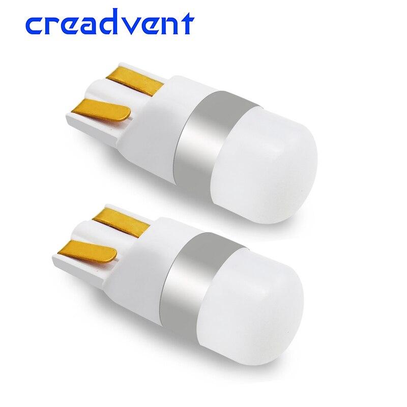 2X 3030 SMD T10 W5W LED Car Clearance Lights Reading font b lamp b font Auto