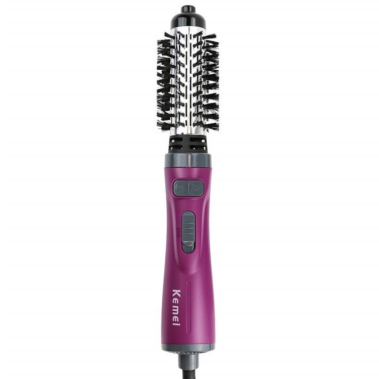 KEMEI Automatic Rotating Hair Styler Hair Curler Combs Professional Blow Dryer Hair Curlers Style Hair Salon Equipment BT-232