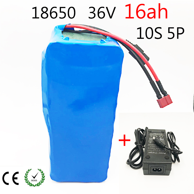 36V lithium battery 16ah 16000mah 10S5P 18650 Rechargeable battery, changing bicycles, Electric car 36V 42V protection with PCB 36V lithium battery 16ah 16000mah 10S5P 18650 Rechargeable battery, changing bicycles, Electric car 36V 42V protection with PCB