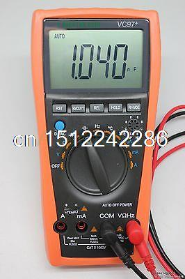 AideTek VC97+ 3999 Auto multimeter tester AC DC RC diode buzz auto power UK ship цена