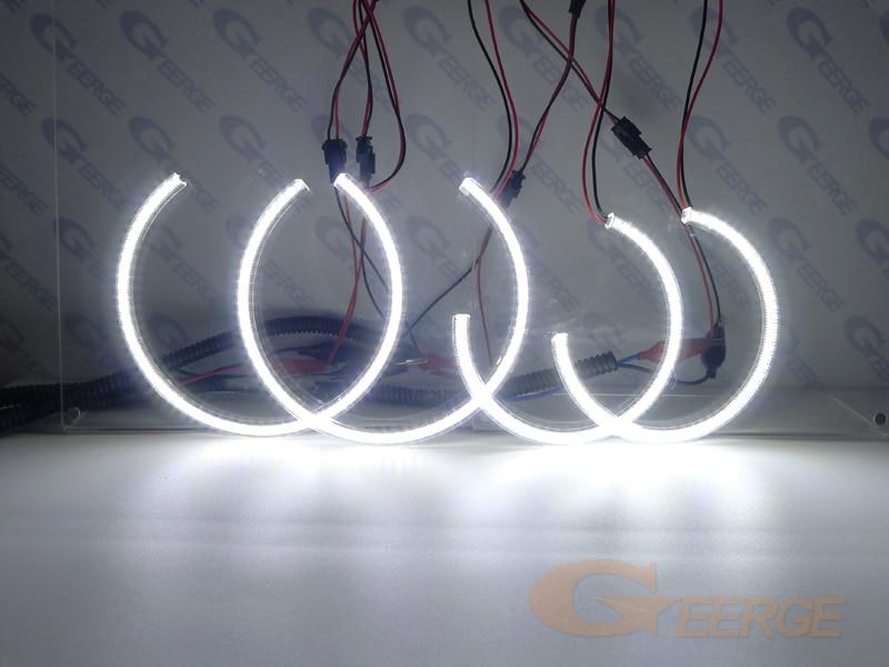 For Lexus RX300 1999 2000 2001 2002 2003 Գերազանց Angel Eyes - Ավտոմեքենայի լույսեր - Լուսանկար 4