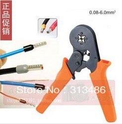 Shande Cable End sleeves Crimping Plier Self Adjusting Ratcheting ...