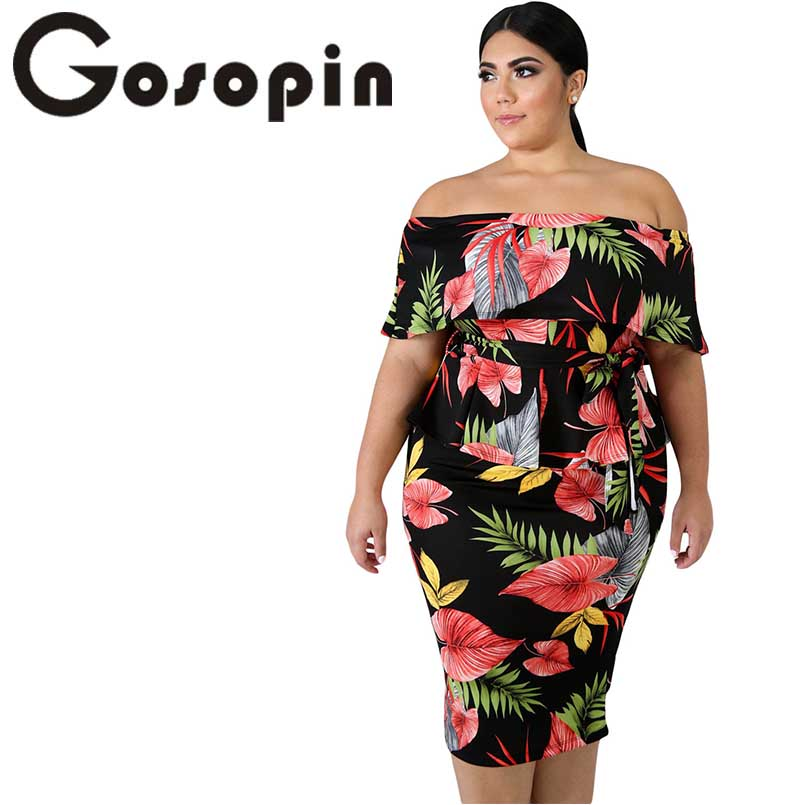 8dbce0e345 top 9 most popular vestido tropical plus size brands and get free ...