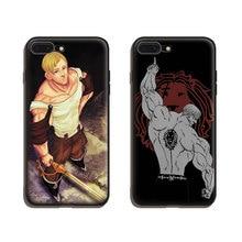 Nanatsu no Taizai Escanor IPhone Cases (2 Models)