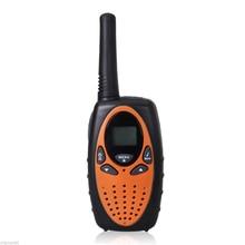 6X 8 Channel Walkie Talkies UHF 400-470MHZ 2-Way Radio Interphone Yellow + black