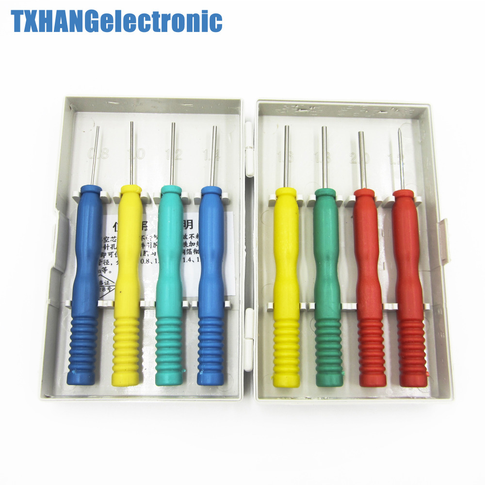 8PCS/Lots Hollow needles desoldering tool electronis
