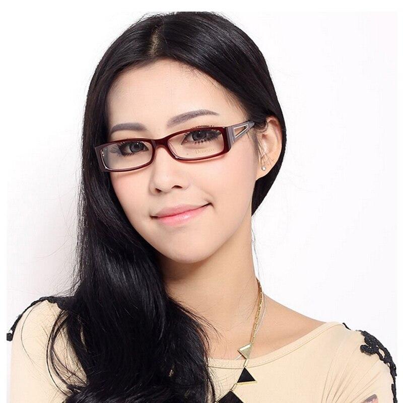 2018 Fashion Brand Design Acetat Eyewear Optiske Briller Ramme Oculos - Beklædningstilbehør - Foto 2