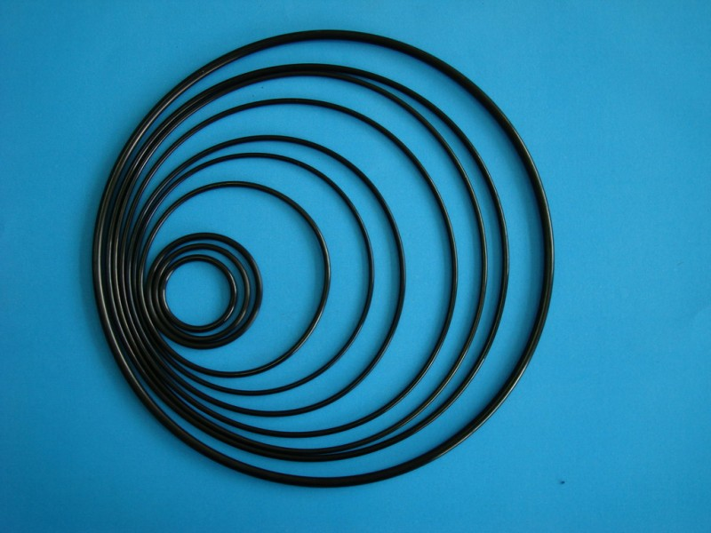 1000 +-2% Pcs Black 59mm Inner Dia Nitrile Rubber O-ring Oil Seal Gaskets 59x52.8x3.1mm цены