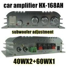 Power-Amplifier Dvd-Player Subwoofer Super-Bass-Function Hi-Fi 12V for Car-Radio CD