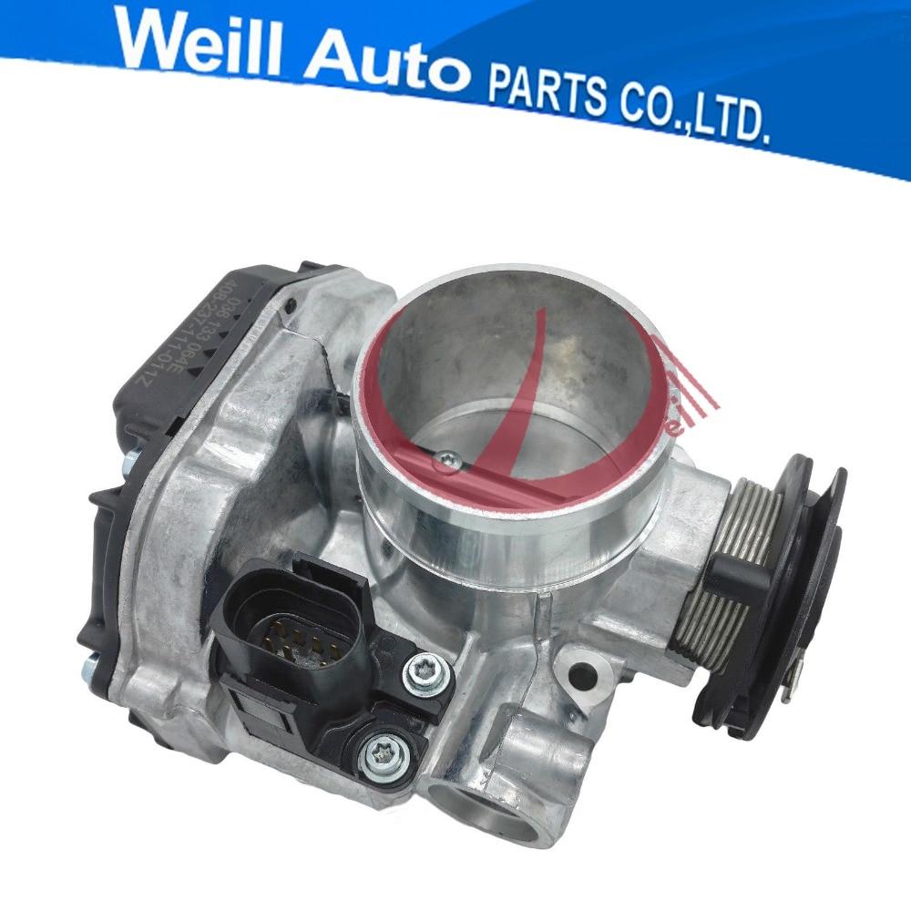 NEW Throttle Body Case for VW Lupo Polo III Seat Cordoba Arosa 1.4L 16V 036133064E 408237111011Z yotto cordoba