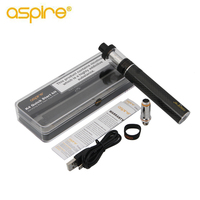 Aspire K4 Quick Start Kit With 3 5ml Cleito Tank Pyrex Atomizer And 2000mah Carbon Battery
