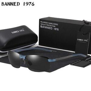 Image 1 - 2019 Nieuwe Carbon Fiber Hoge Kwaliteit Zonnebril Gepolariseerde UV400 Brand Design Mode Mannelijke Zonnebril Vrouwen Voor Mannen Oculos De sol