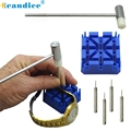Fabulous 6 Piece Watch Band Link Remover Repair Tool Kit Set Drop Shipping wholesale