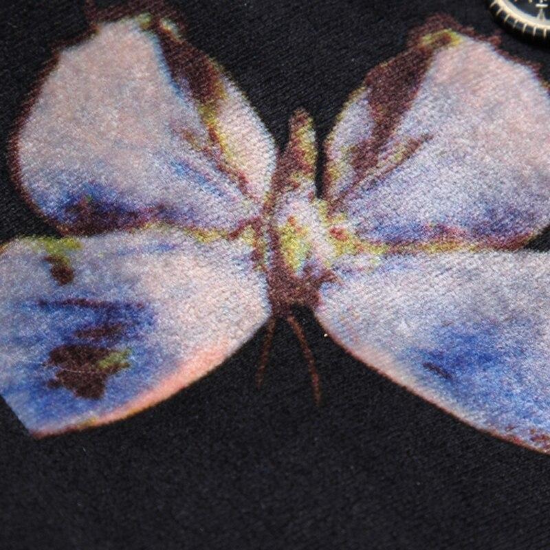 0bd16d3e8cdae Hommes imprimé Blazers 2019 papillon Floral Costume Homme jolie pochette  veste mode Slim fleur Blazers manteaux de bal marié dans Blazers de Mode  Homme et ...