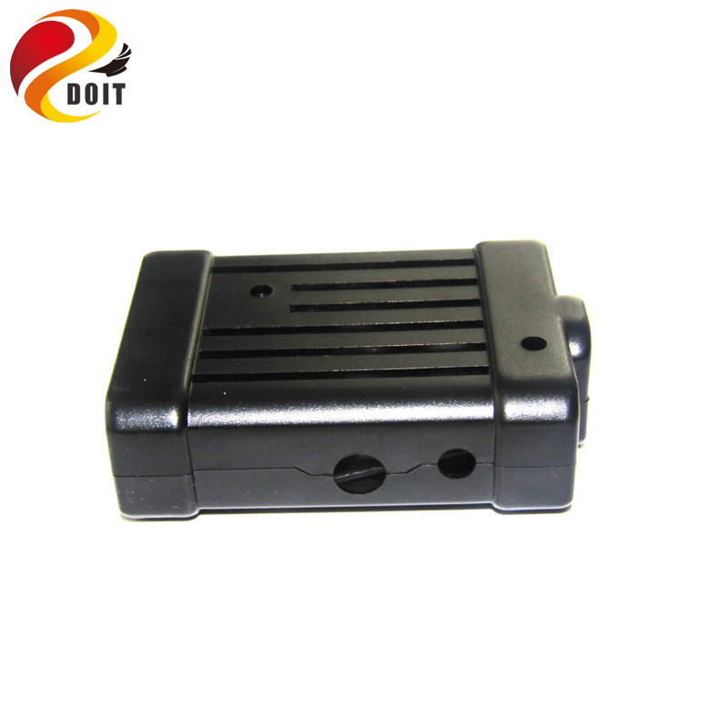 Original DOIT Raspberry RPI Pi Pie 2 Outer Shell Organic Glass Box Case Protective Cover DIY Development Kit