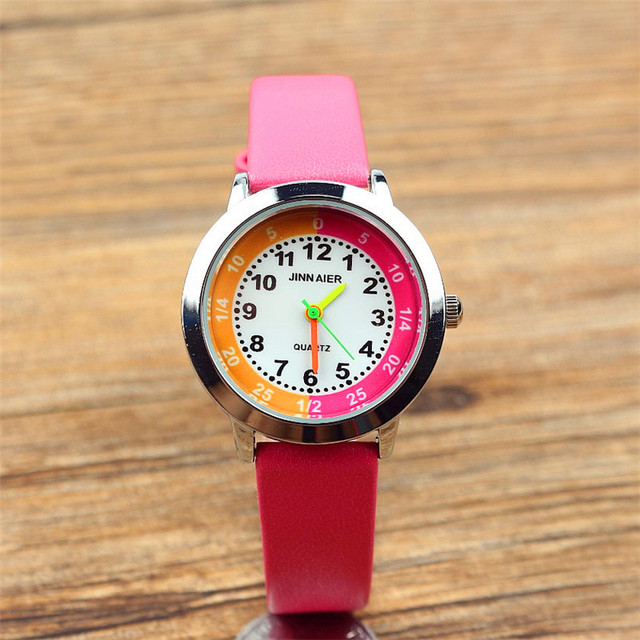 children candy watch lovely little girls and boys high quality quartz watch best