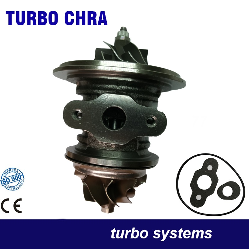 Turbo CHRA 1454224-0001 14542240001 A6620903080 Turbocharger cartridge for Ssang Yong Musso 2.9 TD 97-05 turbo cartridge chra for alfa romeo 147 for fiat doblo bravo multipla 1 9l m724 gt1444 708847 708847 5002s 46756155 turbocharger