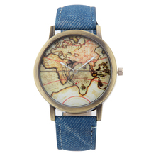 buy mens western watches at best mens western watches price 2017 fashion western cowboy unisex stylish quartz watch 1 46 dial world map pattern menwomen casual watches