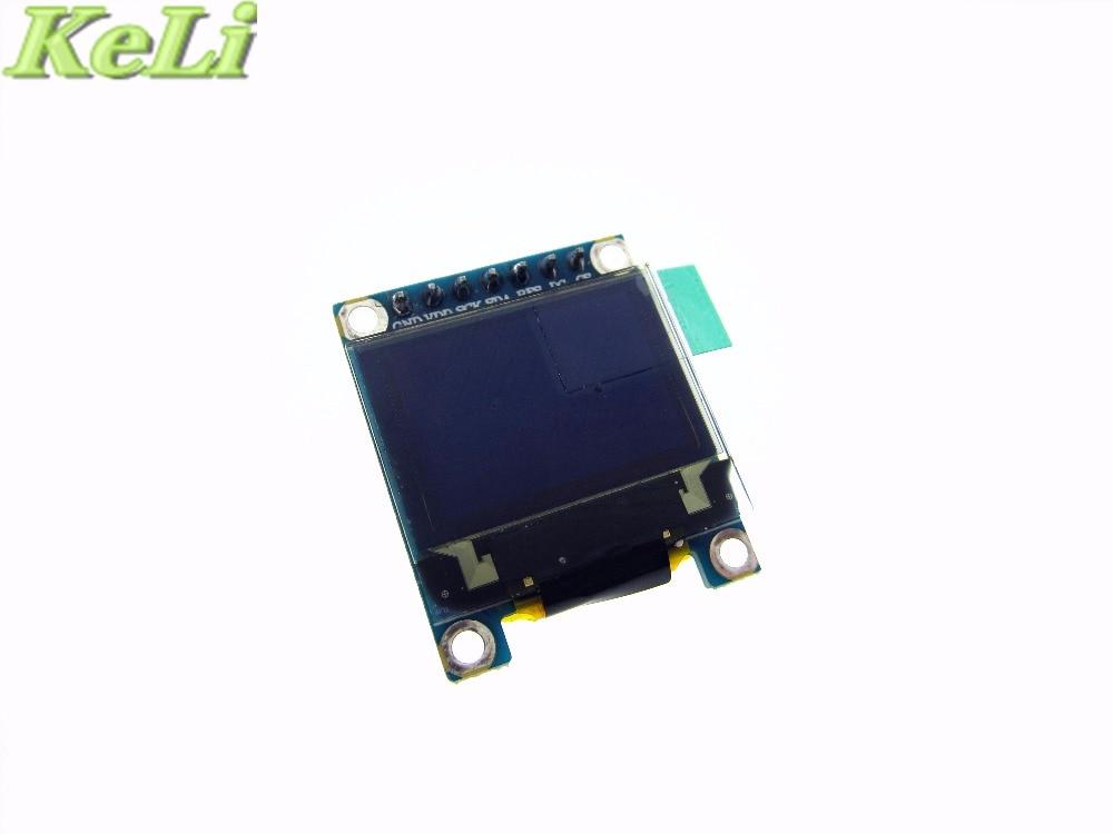 10PCS 1.3&#8243; OLED module white/blue color IIC <font><b>I2C</b></font> 128X64 1.3 inch OLED LCD <font><b>LED</b></font> Display Module 1.3&#8243; IIC <font><b>I2C</b></font> Communicate