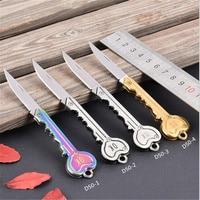 Wholesale retail ok key tool knife gift knife outdoor portable mini fold pocket chain knife multitool.jpg 200x200
