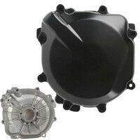 Black Motorcycle Engine Stator Cover Crankcase Right For Suzuki GSXR600 GSX R600 2000 2003 GSXR750 2001
