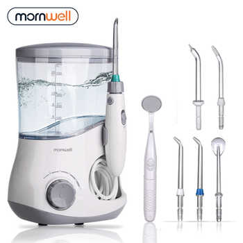 Mornwell Oral Irrigator Dental Water Flosser irrigator flosser Water Jet irrigador dental Family Oral Care - DISCOUNT ITEM  40% OFF All Category