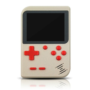 Classic mini game machine 400 retro game console nostalgic handheld game console children's game console
