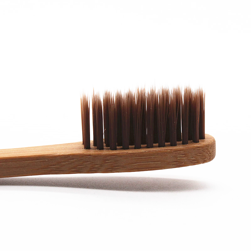 10 Pieces/ Bamboo Toothbrush 4