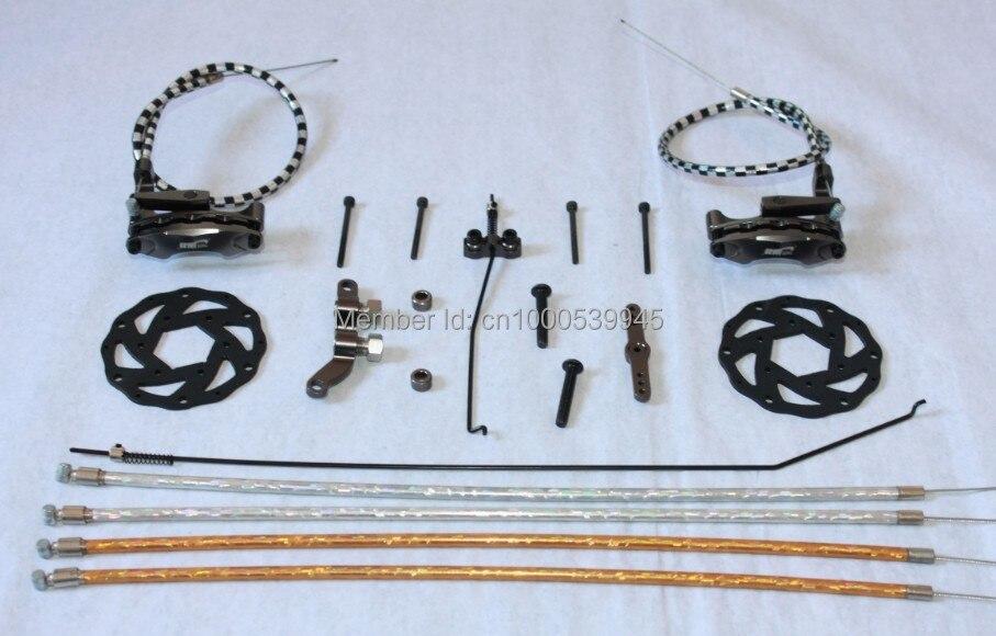 ФОТО baja new upgrade cable brake system