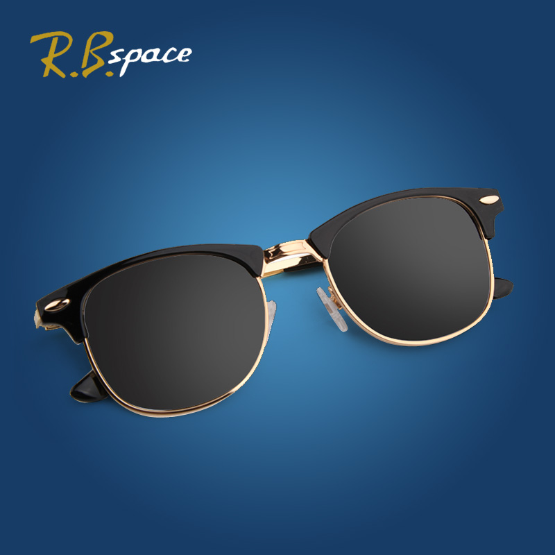 2018 nya modexplosions solglasögon manens märkesvarumärke polariserade beläggningssolglasögonUV400 körglasögon män och kvinnor