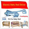 Biela Oscilante de control Controlador de Oscilación Eléctrica Cuna eléctrica Cama de Bebé Cuna Eléctrica Mammy Niñera