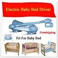 Cama de Bebê elétrica Balanço Berço Elétrico Controlador Roqueiro controle Elétrico Berço Mammy Babá