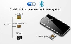"Image 5 - SOYES XS małe mini 4G smartphone wsparcie Google play 3GB + 32GB 2GB + 16GB 3.0 ""telefon komórkowy android 6.0 odblokuj Dual sim Face ID"