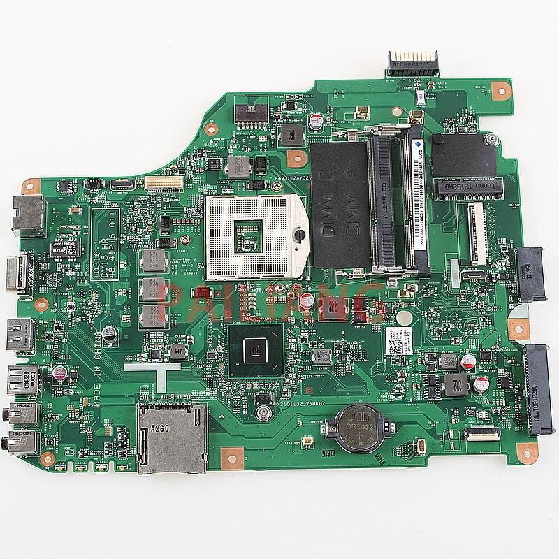 PAILIANG เมนบอร์ดแล็ปท็อปสำหรับ DELL 15R N5050 V1550 PC Mainboard 0FP8FN full tesed DDR3-ใน แผงวงจรหลัก จาก คอมพิวเตอร์และออฟฟิศ บน AliExpress - 11.11_สิบเอ็ด สิบเอ็ดวันคนโสด 1