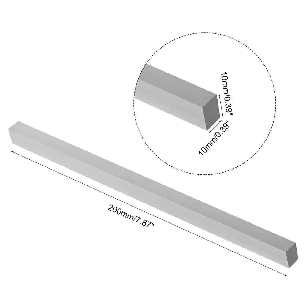 HSS Square Metal LatheTool Bits 10X10X200mm
