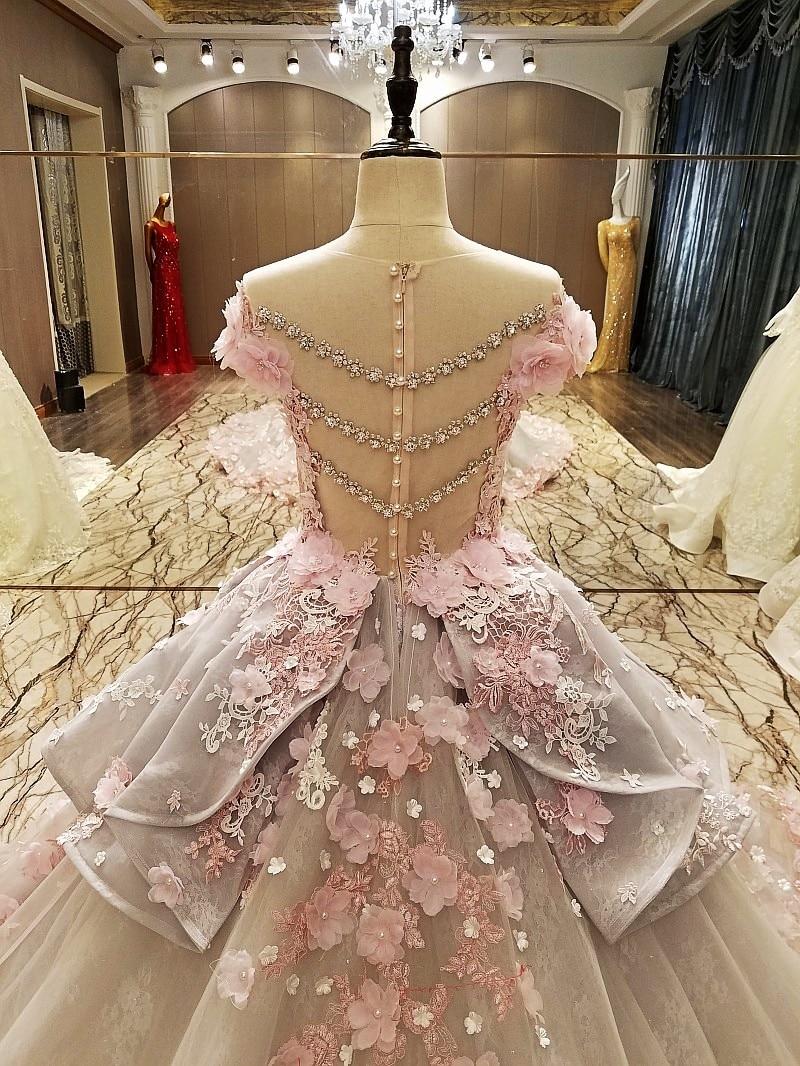 LS83920 φερμουάρ φόρεμα φερμουάρ πίσω - Ειδικές φορέματα περίπτωσης - Φωτογραφία 4