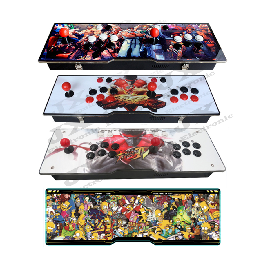 Video Games & Consoles Pandora Treasure 2350 In1 Games Retro Video Game Arcade Console 3d Hdmi In Many Styles