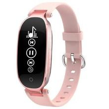 Women Watch S3 Smart Bracelet Heart Rate Smart Wristband Mp3 Mp4 Fitness Tracker Smart band Pk