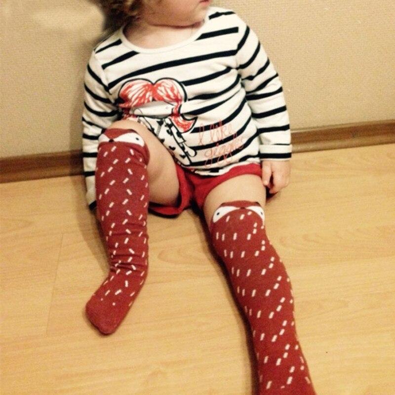 Toddler-New-Design-Knee-High-Baby-Socks-Girls-Boys-Fall-Winter-Leg-Warmers-Fox-Socks-Knee-Pad-Meia-1