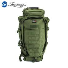 Military Male Backpacks Mountaineering Army Green Rifle Backpack Bag Large Capacity  Men's Rucksacks mochila Outdoor Bags