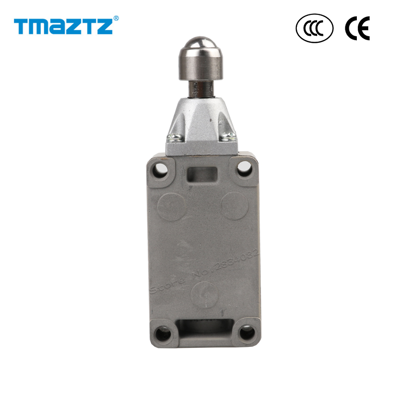 limit switch no nc double spring circuit metal head self reset